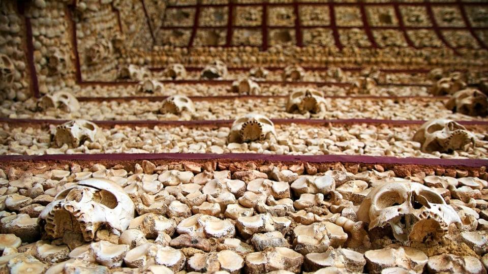 Kde jsou kosti autorů Svitků od Mrtvého moře?