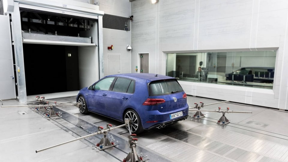 Wind Tunnel Efficiency 6