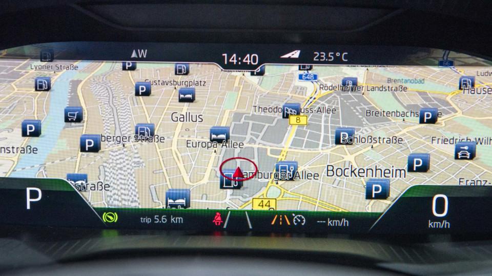 Nejlepší dostupná auta z autosalonu ve Frankfurtu 50