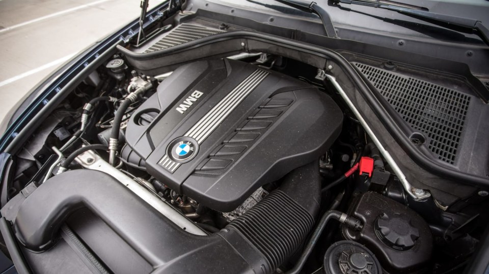 BMW X5 xDrive30d exteriér 14