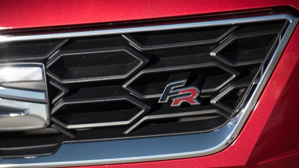 SEAT Ibiza FR 1.0 TSI exteriér 4