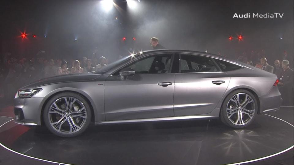 Audi A7 2018 22