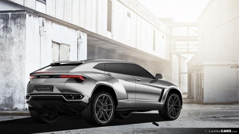 Lamborghini Urus má zaujmout ženy - Obrázek 8