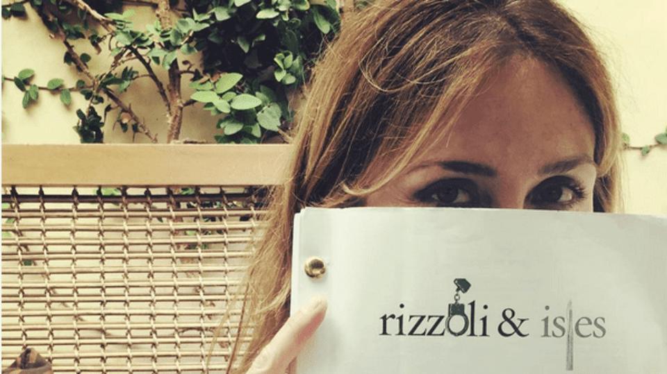 Rizzoli a Isles natáčení