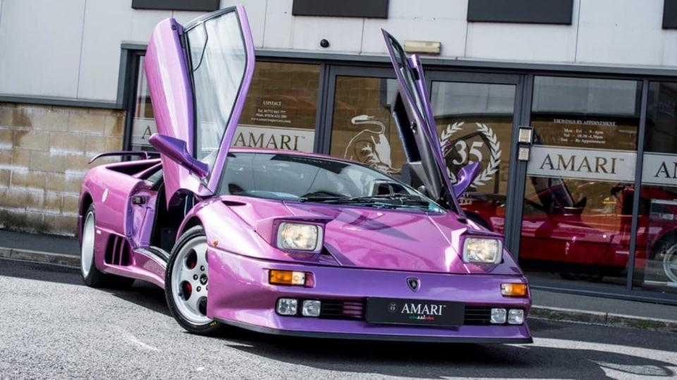 Lamborghini Diablo Jay Kaye 5