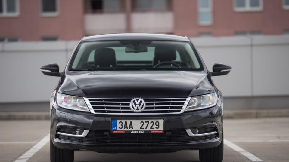 Ojetý Volkswagen CC exteriér 1