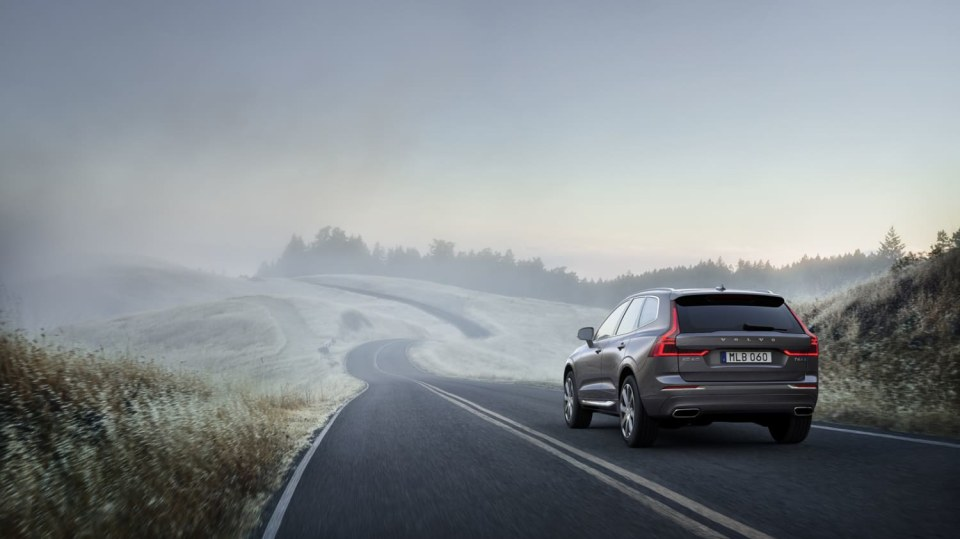 Volvo XC60 2018 Polestar 6
