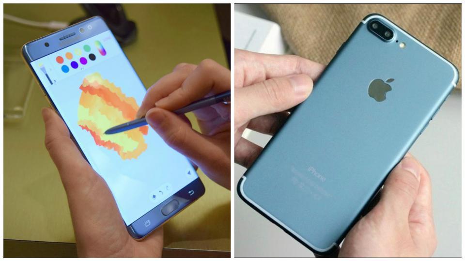 Samsung zahnuté displeje proslavil. Teď se na ně prý chystá Apple...