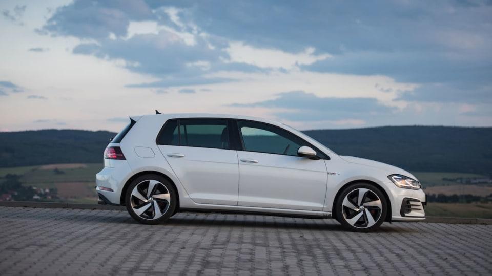 Volkswagen Golf GTI exteriér 6