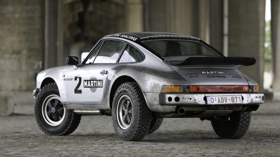 Porsche 911 SC Safari  3