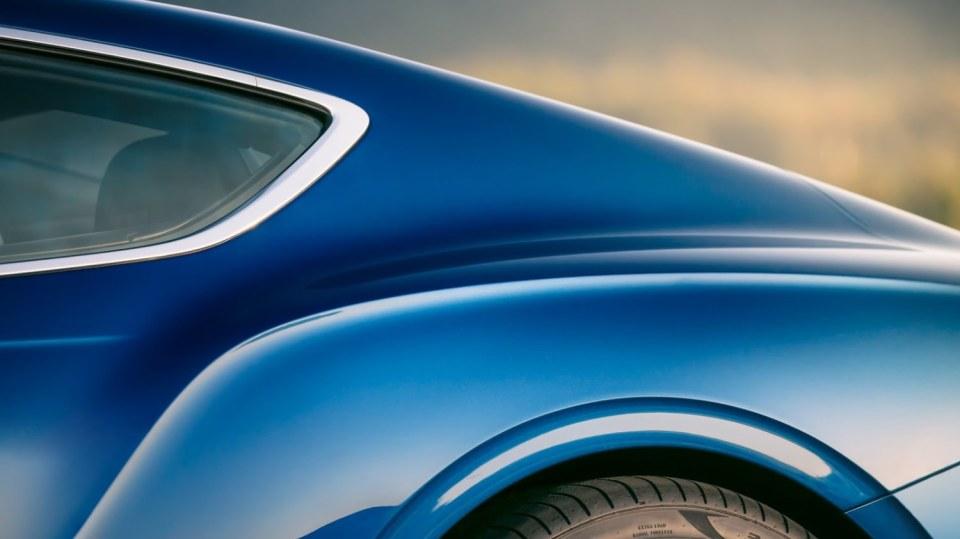 Bentley odhalilo nový Continental GT, vládce luxusních kupé. 8