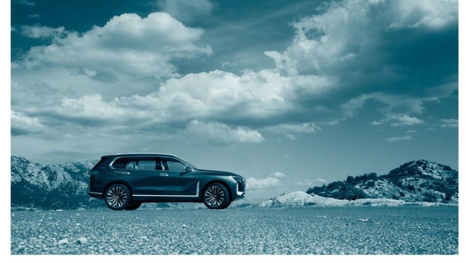 BMW Concept X7 iPerformance 16