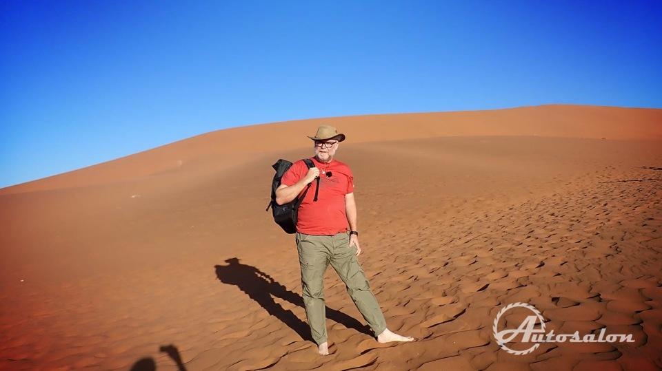 Nejkránější poušť světa