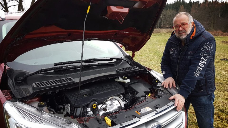 Ford Kuga  Titanium 1,5 TDCI 3