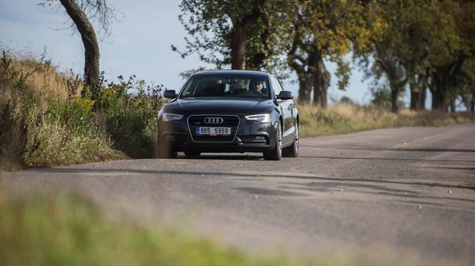 Audi A5 Sportback 2.0 TDI jízda 9
