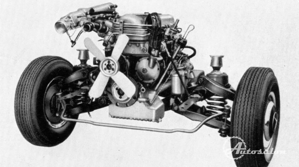 Mercedes 230 SL 9