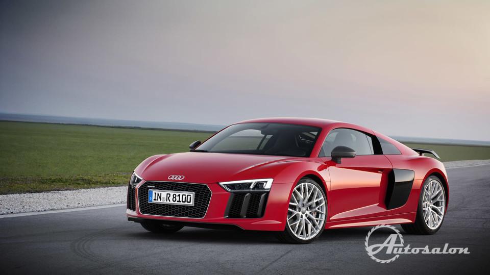 Audi R8 V10 Plus 21