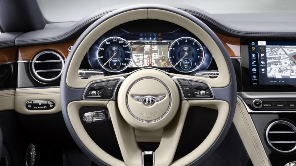 Bentley odhalilo nový Continental GT, vládce luxusních kupé. 13