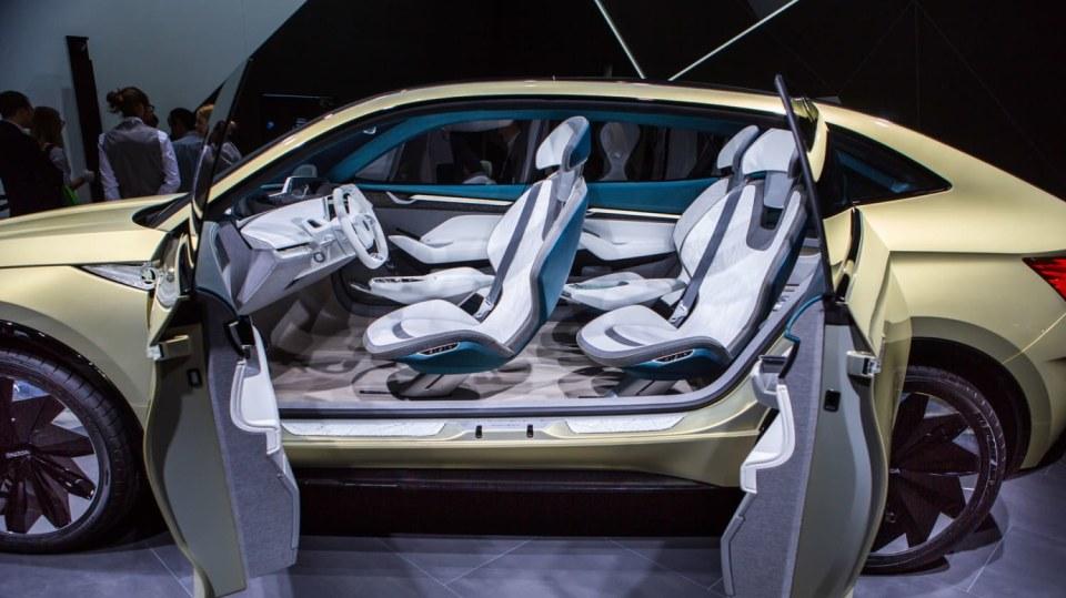 Nejlepší dostupná auta z autosalonu ve Frankfurtu 60
