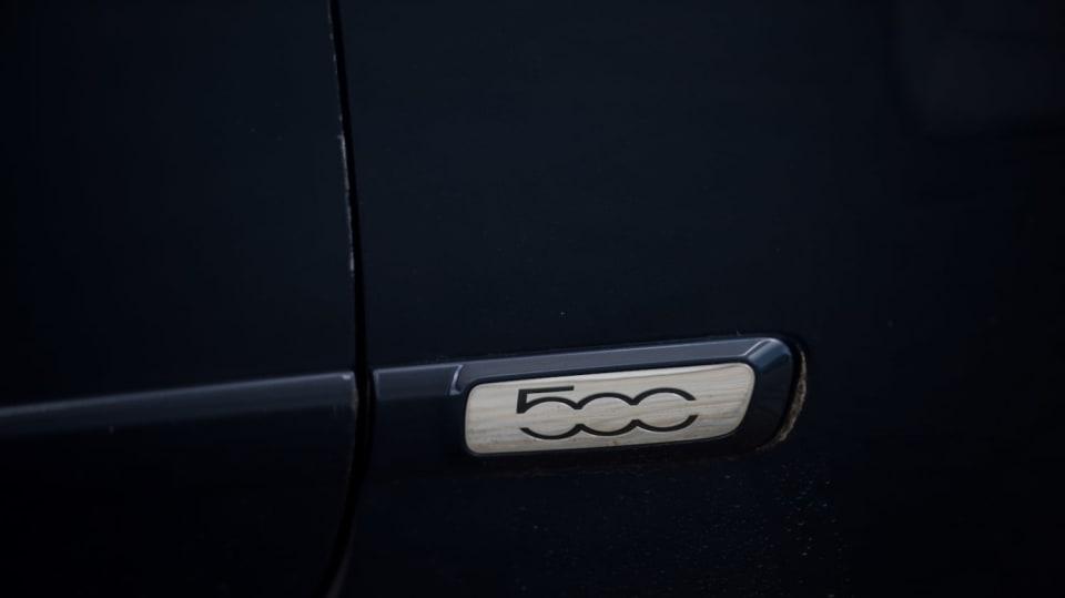 Fiat 500 1.4 16v exteriér 5