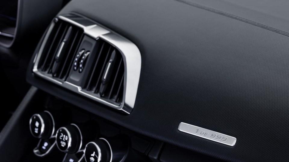 Audi R8 V10 RWS 24