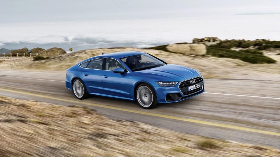 Audi A7 2018 13