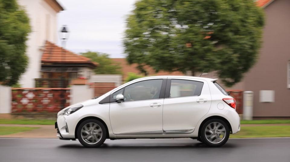 Toyota Yaris 1.5 VVT-iE jízda 9
