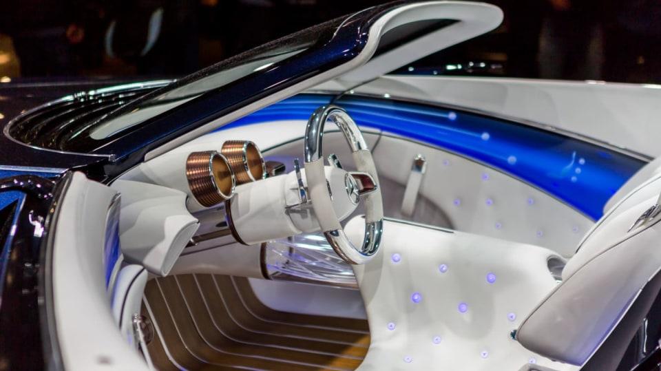 Nejexkluzivnější novinky autosalonu ve Frankfurtu 65