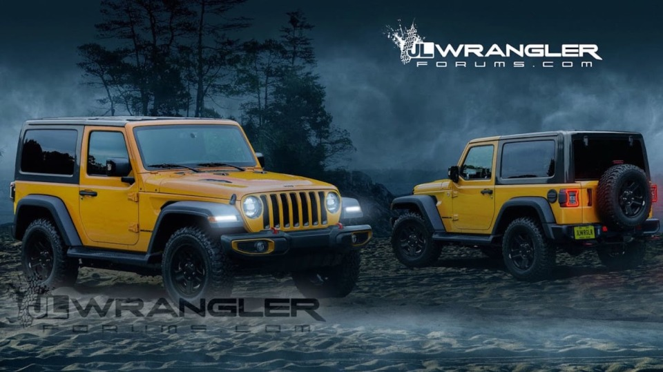 Jeep Wrangler 2018 6