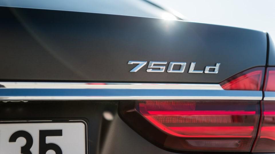 BMW 750Ld je limuzína za 4 miliony 14