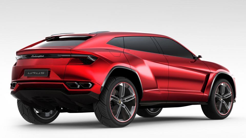 Lamborghini Urus má zaujmout ženy - Obrázek 2