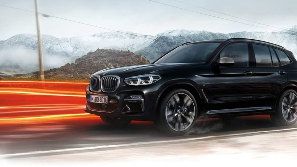 BMW X3 2018 FG01 3