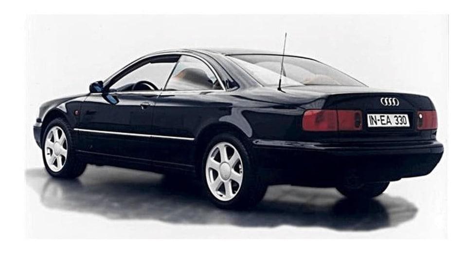 Audi A8 Coupe Concept 1