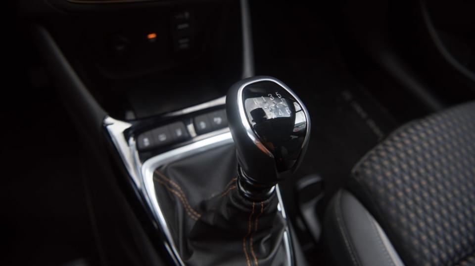 Opel Crossland X interiér 8