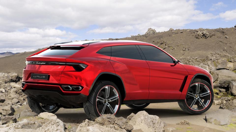 Lamborghini Urus má zaujmout ženy - Obrázek 4