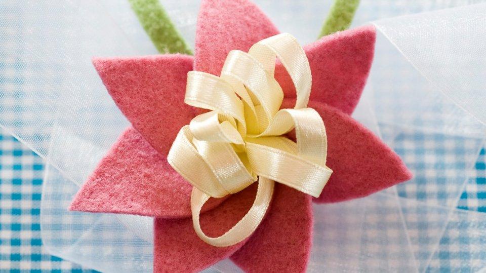 Drobné dárečky pro maminku: Z papíru i z plsti
