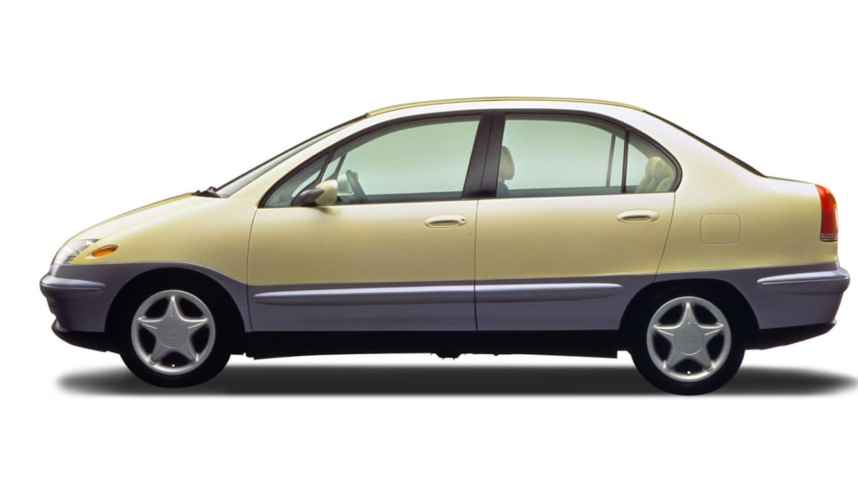 Toyota Prius 1997 3