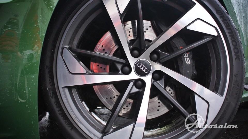 Audi RS5 - zelená, kterou budou zelení nenávidět 7
