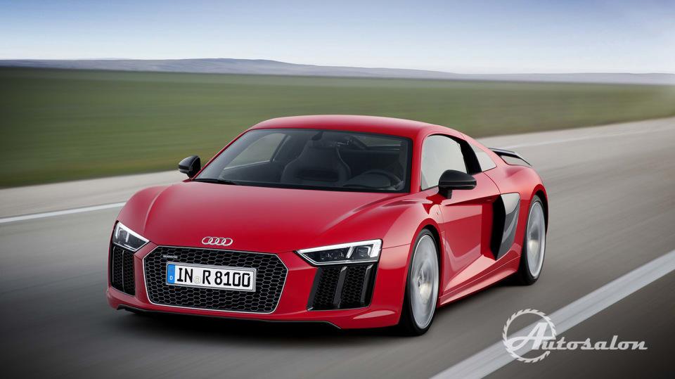 Audi R8 V10 Plus 29