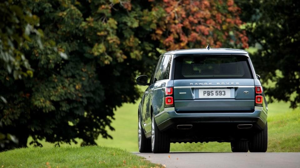 Range Rover facelift 25