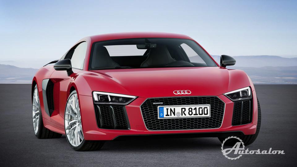 Audi R8 V10 Plus 23