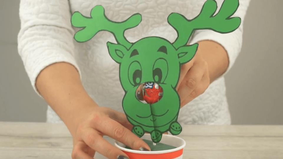 Sladký vánoční sob