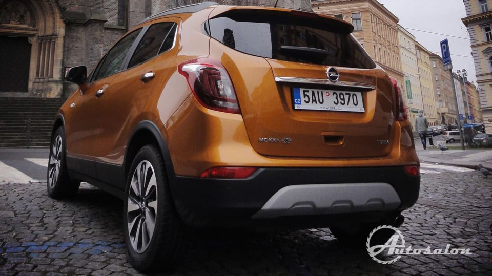 Opel Mokka 4x4 2