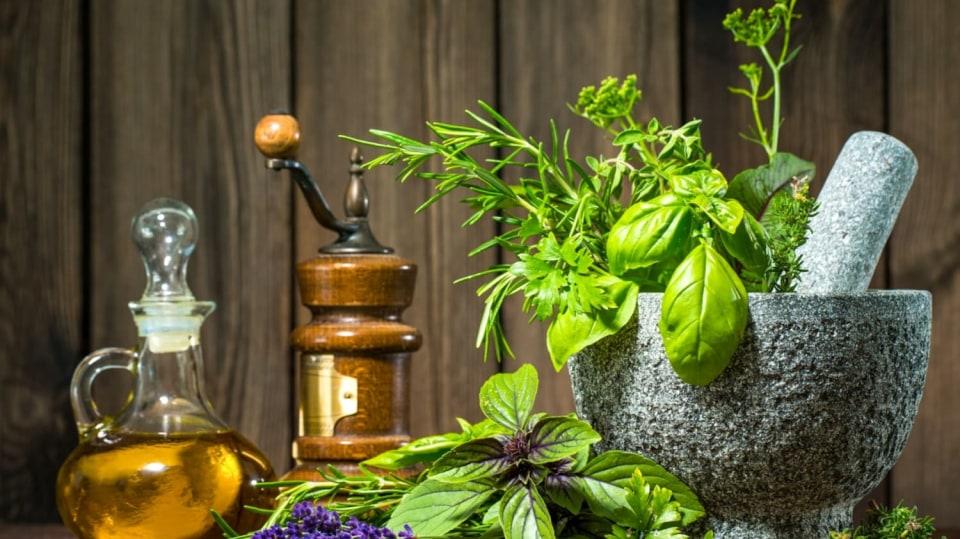 7 druhů koření na podporu hubnutí, 7 receptů pro lepší trávení