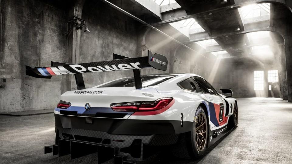 BMW M8 GTE  7