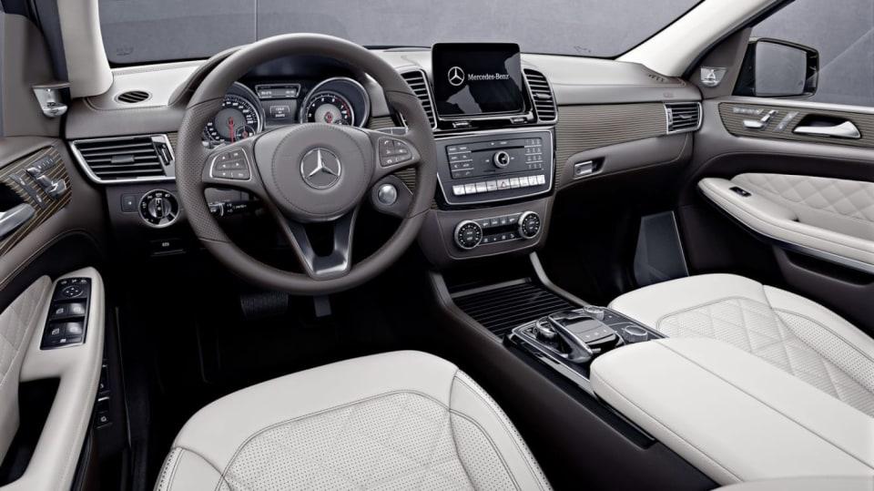 Mercedes-Benz GLS Grand Edition 8