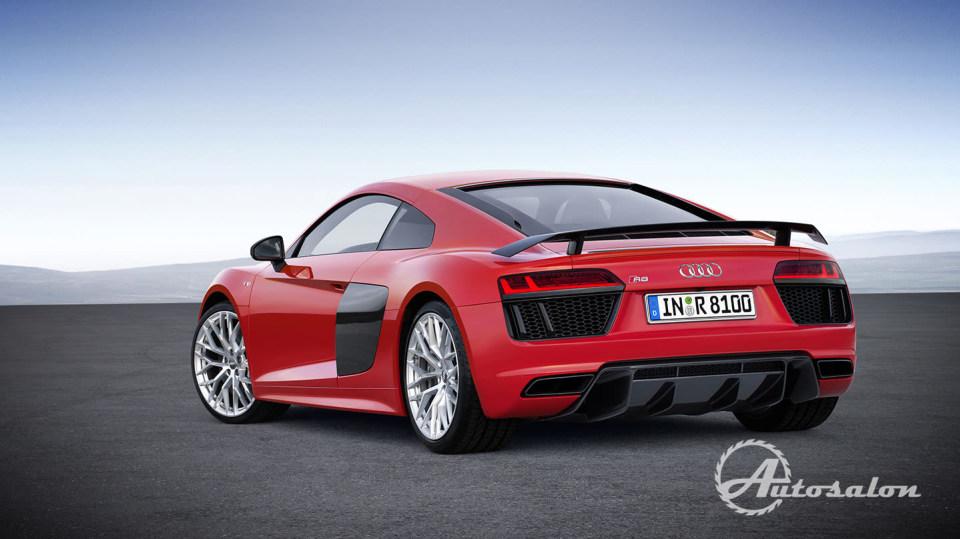 Audi R8 V10 Plus 25