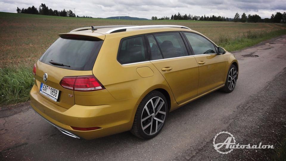 VW Golf Variant 1,5 TSI 1