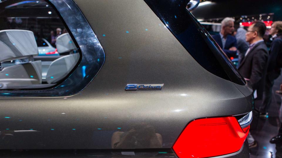 Působivé koncepty BMW na stánku ve Frankfurtu 28