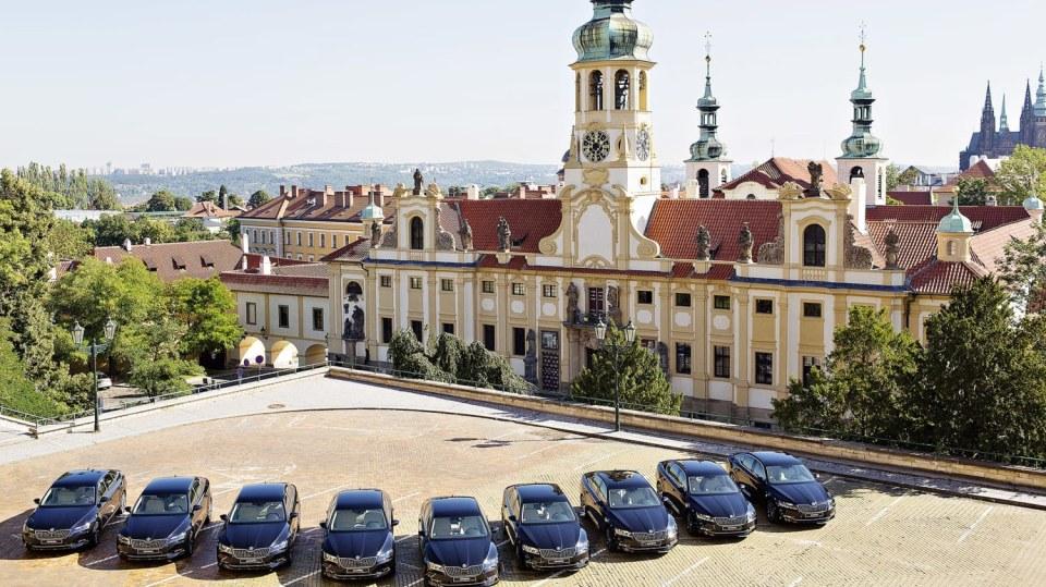 Superby českých diplomatů a státníků. 1